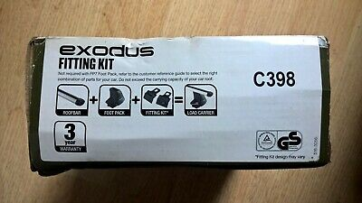 Exodus C398 Fitting Kit