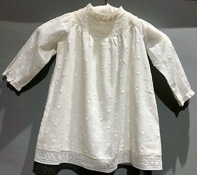 Bonpoint Broderie Anglaise Girls Dress RRP £165 Size: Age 2 BNWT