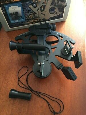Davis Mark 15 Master Sextant Includes Case & Instructions For Use