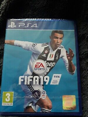 FIFA 19 - Standard Edition (Sony PlayStation 4, 2018)