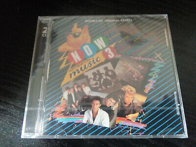 NOW THAT'S WHAT I CALL MUSIC 3  (2 CD Album) New and Sealed