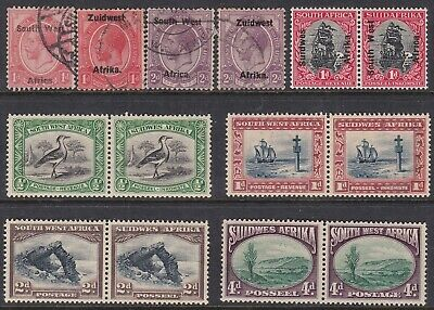 SOUTH  WEST AFRICA^^^^sc#2a//113  MNH/MH and used  collection$$@ lar3110swa
