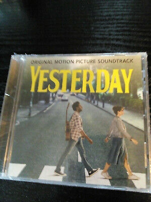 Yesterday  Original Motion Picture Soundtrack (Cd) New Sealed