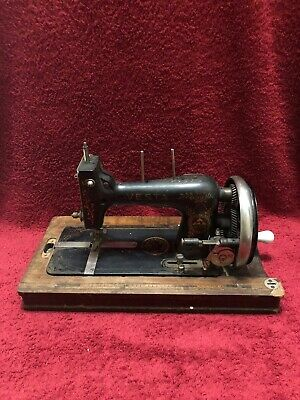 Antique Vesta Hand Crank Sewing Machine