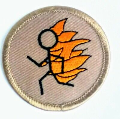 Boy Scout Patches Hot! #321R Retro Coffee Patrol!