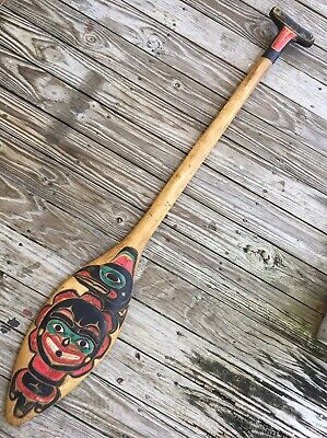 Northwest Coast Style Big/Large Paddle 47 Inches