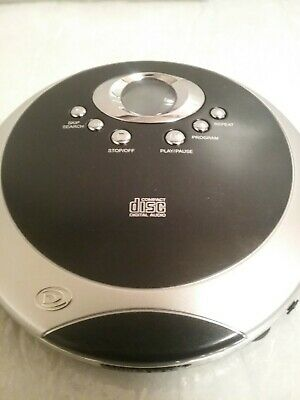Durabrand CD-895 CD Player With Car Kit And Remote Control.