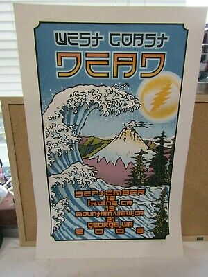 POSTER CANCER  by FERET ZODIAC SIGNED /& NUMBERED   #12-491  RBW2 G