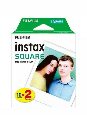 Fujifilm Instax Mini Film Square - 20 shot pack short date - 05/2020