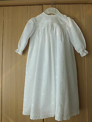 Babies Christening Gown