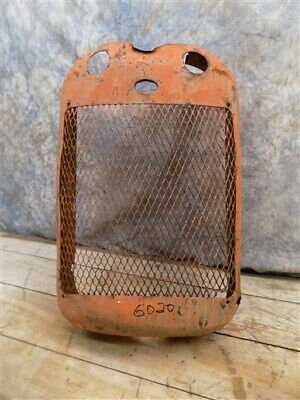 Allis Chalmers CA Tractor Front Radiator Grill Guard Vintage Hood Steampunk b