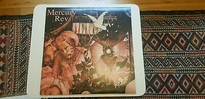 Mercury Rev All Is Dream Limited Edition Lp Signed Mint With Barbican Flyer