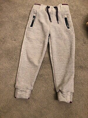 boys ted baker grey jogging bottoms 2-3 years