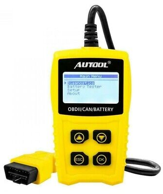 AUTOOL  OBDII Car Code Reader CS330
