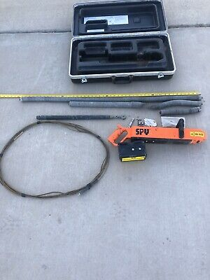 Spy 785 Holiday Dectector Kit High Voltage Pipeline Inspection 1-15Kv