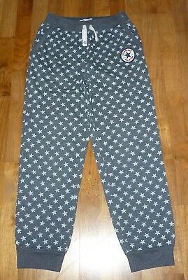CONVERSE All Star Junior Girls Star Print Joggers Age 13-15