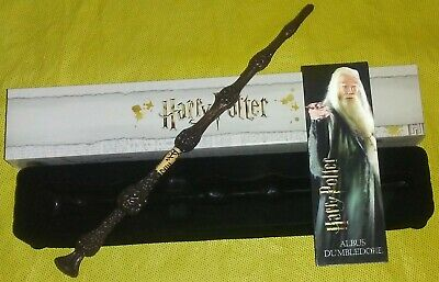 ALBUS DUMBLEDORE Noble Collections Series 2 Harry Potter Mystery Wand