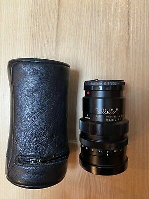 leica summicron 90mm f2 - Mint condition, made in Canada