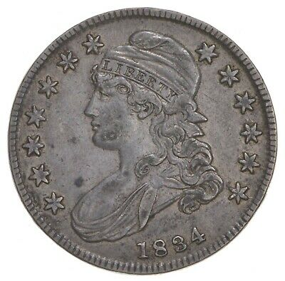 1834 Capped Bust Half Dollar *6780