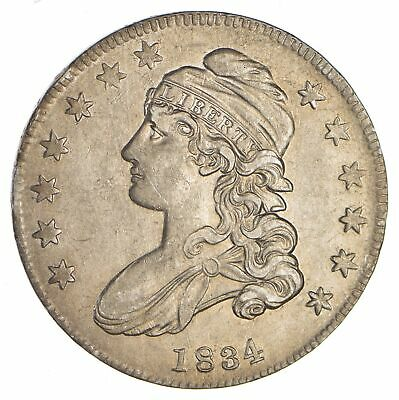 1834 Capped Bust Half Dollar - Circulated *0694