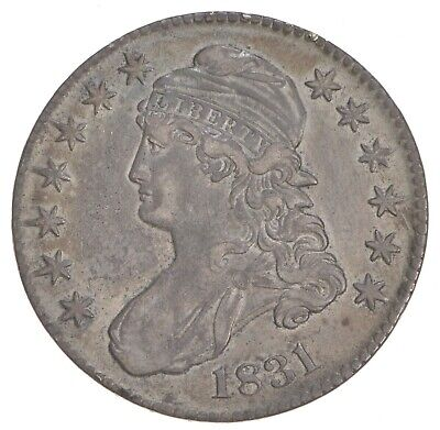 1831 Capped Bust Half Dollar *5711