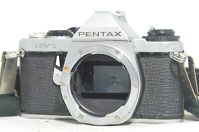 Pentax MV1 35mm SLR Film Camera Body Only SN2556338 from Japan *Needs Repair*