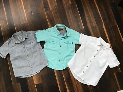 Ted Baker / Next toddler boys shirts bundle 2-3 years