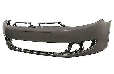 VW Golf MK6 2009-12 Front Bumper Painted Grey LA7T 5K0807217BLGRU