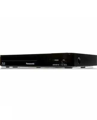 PANASONIC DMP-BDT167EB Smart 3D Blu-ray & DVD Player New And Sealed
