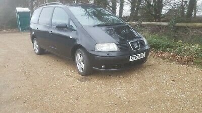 Seat Alhambra  Tdi 7 Seater Spares Or Repair