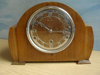 Bentina Westminster Chime Art Deco Mantel Clock