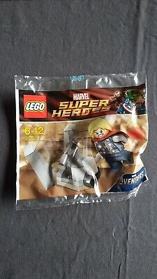 Lego 30163 Marvel Super Heroes Avengers Brand New In Sealed Packet