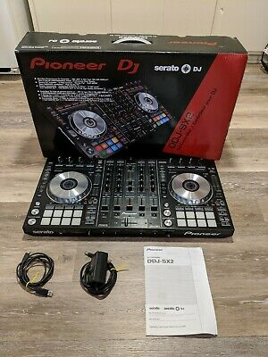 Pioneer DDJ-SX2 4 Channel DJ Controller - With Original Box