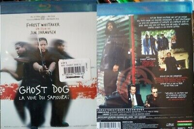 Blu-ray Ghost dog Forest Whitaker Neuf sous cellophane