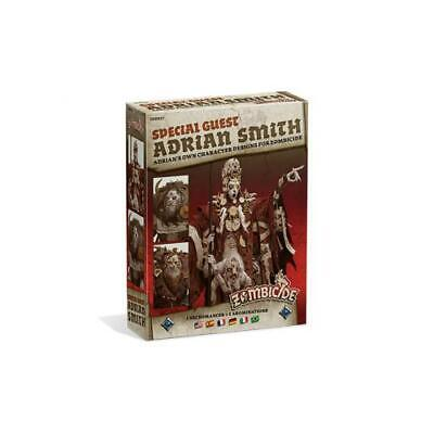 Zombicide: Green Horde Special Guest Box ? Adrian Smith 2 - Miniatura
