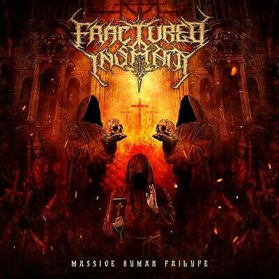 FRACTURED INSANITY - Massive Human Failure - CD - 4028466901095