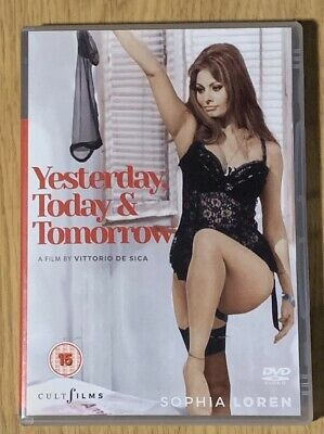 Yesterday, Today & Tomorrow DVD