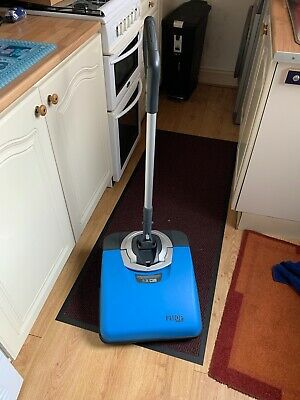 Scrubber Dryer IN THE BOX FIMAP FIMOP compact battery operated floor cleaner
