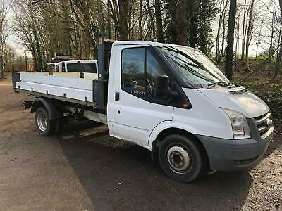 Ford transit tipper 2009