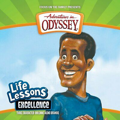 Excellence (Adventures in Odyssey Life Lessons #10)