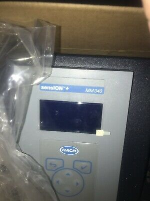 Hach Sension MM 340 Tester