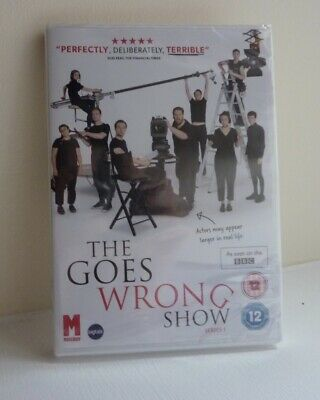 The Goes Wrong Show Series 1 DVD New