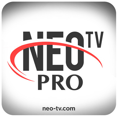 NEO PRO 2 OFFICIEL CODE 12 MOIS (smart tv, box android, m3u) Envoi Rapide