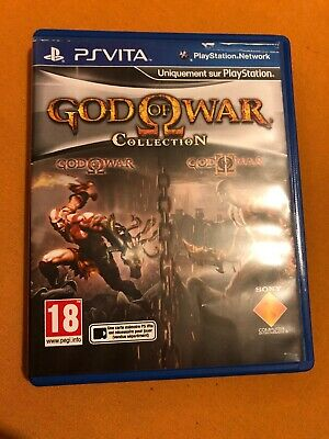 Jeu God of War Collection [VF] sur Ps Vita