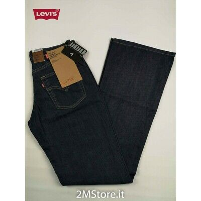 LEVI'S jeans LEVIS 525 donna SLIM stretch zampa bootcut red tab denim Vintage