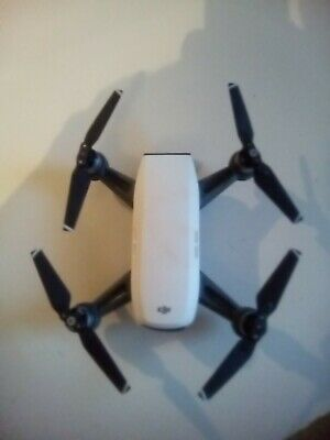 Dji Spark  Fly More. Alpine White Drone  Payment Options In Description.