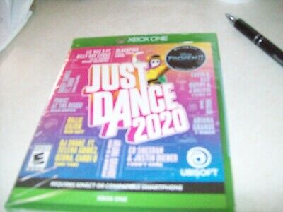 Just Dance 2020 XBOX One Game Factory Sealed NEW
