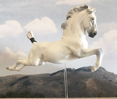 Artist Resin Puro Model Horse By Kelly Sealy - Paddock PAL Size
