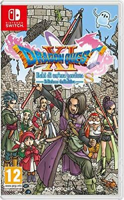 Dragon quest xi echi di un era perduta  Edizione Definitiva NINTENDO SWITCH
