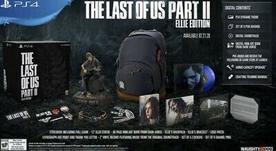 the last of us part 2 ellie edition